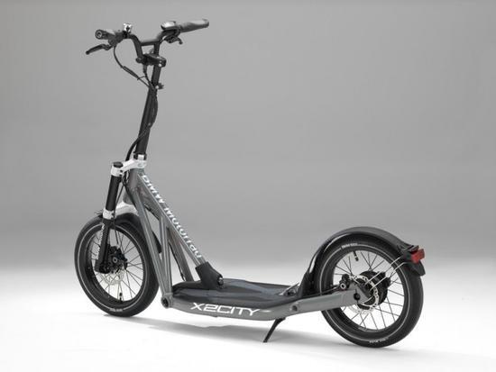 售2500欧 宝马X2City电动自行车年底开售