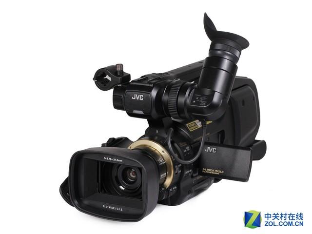 专业高清摄像机 JVC JY-HM95AC京东促销