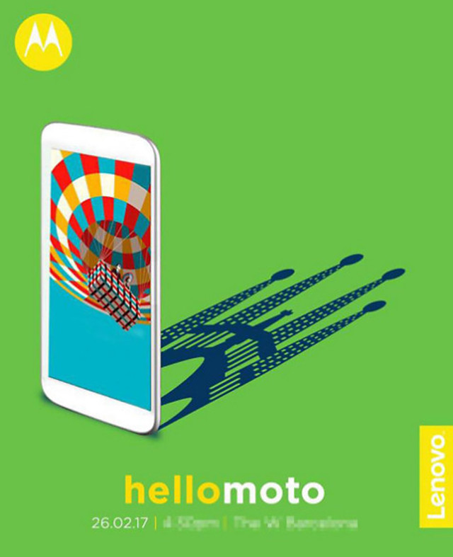 Moto G5 Plus MWC
