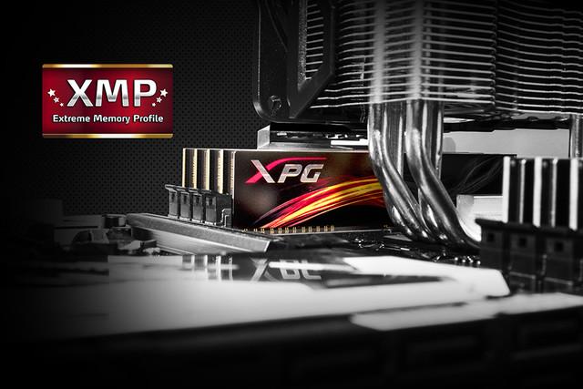 XPG F1系列电竞内存,再燃·电竞之魂