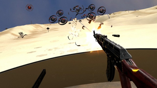 《Master Shot VR》正式登录Steam平台