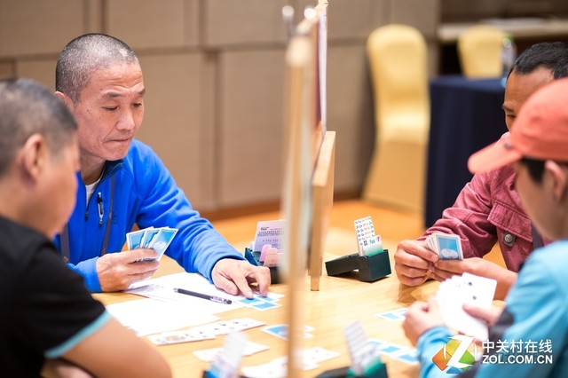 腾讯棋牌年度盛典 三项锦标赛冠军诞生