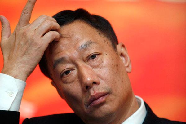 日本科技企业走向衰落 郭台铭也未必救得了