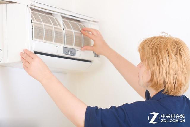空调清洗贵?教您20元清洗家中所有空调