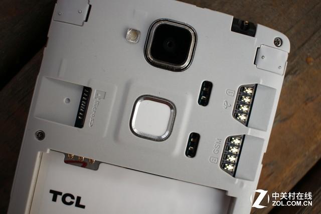 指纹识别800万像素拍照 TCL乐玩2C评测