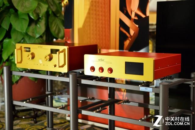 2015广州音响展 凌智带来本展最壕设备