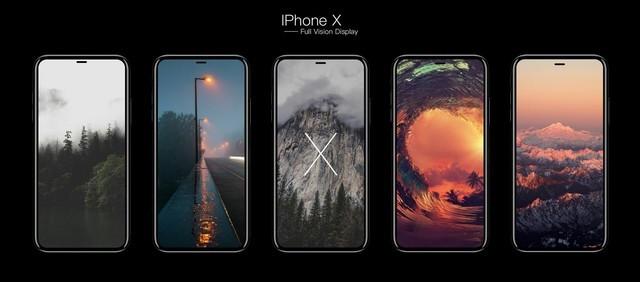 苹果iPhone X最全参数曝光 A11无线充电