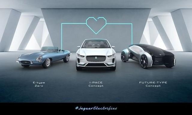 捷豹路虎宣布大转型:2020年全面电动化