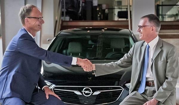 欧宝或成纯电动车品牌 但必须先实现盈利