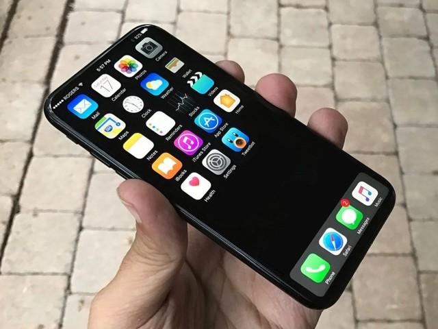 为了对抗iPhone 8 众厂商激烈竞争OLED