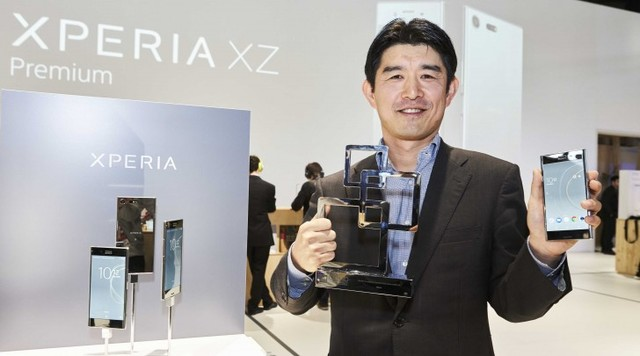 索尼XZ Premium获MWC 2017最佳手机大奖