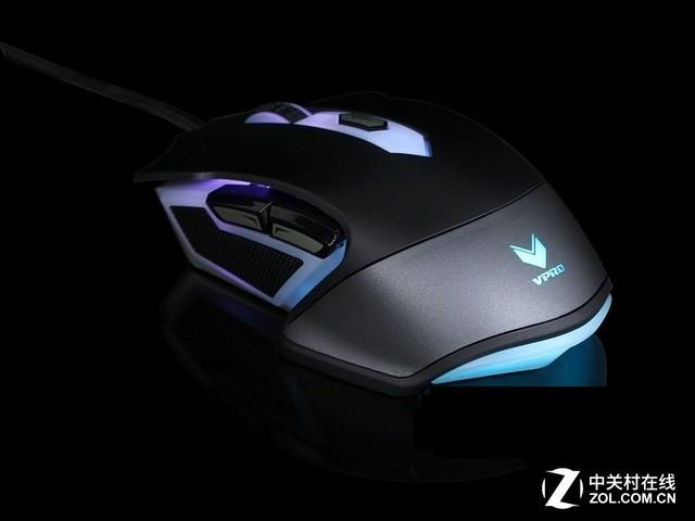 这些灵敏舒适的鼠标让你的电竞游戏有心
