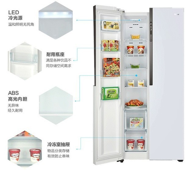 海尔冰箱霸屏日来袭 众多超值优惠不要错过