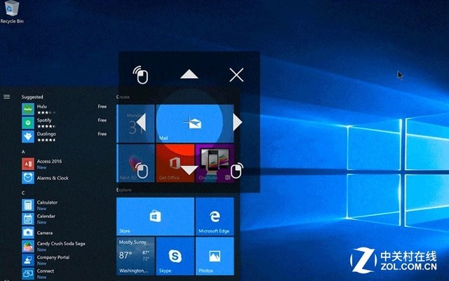 Windows 10 Build 16257发布:支持眼球交互操作