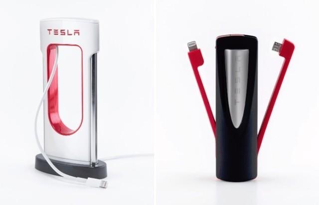 特斯拉为手机推出充电宝