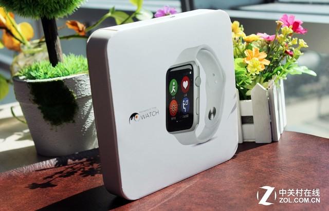 苹果安卓都能用 MO Watch智能手表评测