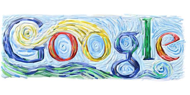 2005年3月29日文森特·梵高诞辰152周年(结合其画作的风格)