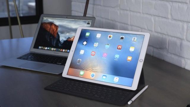 苹果新iPad Pro外观曝光 竟没有Home键
