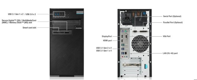 巅峰生产力 华硕弘道系列D630MT经济高效