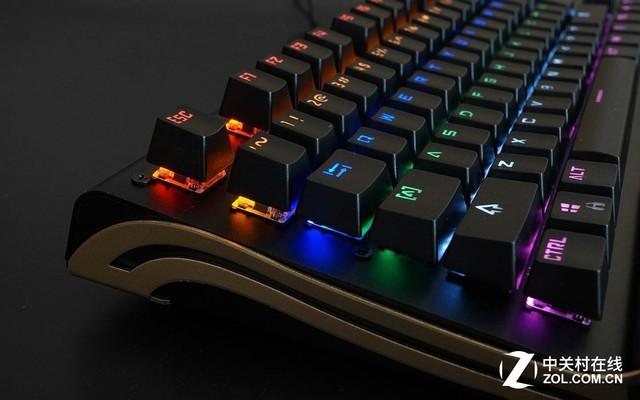铝合金面板 市售热销机械键盘产品推荐