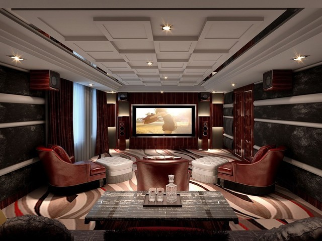 把客厅变成电影院 你只需一台家用投影
