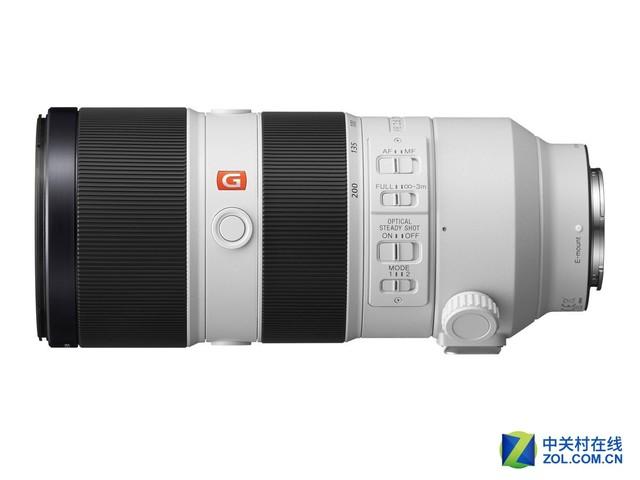 供不应求 索尼70-200mm GM镜头延迟出货