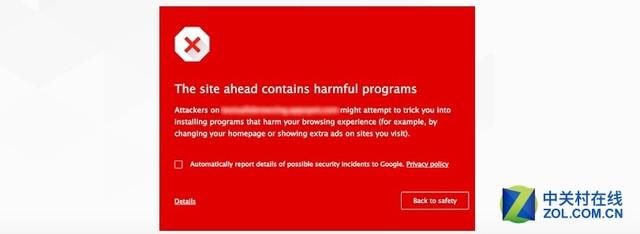 今后在macOS系统上用Chrome上网更安心了