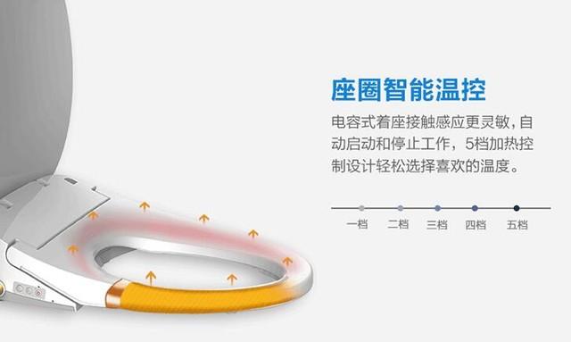 海尔V5-5310 智能马桶盖 电子坐便器
