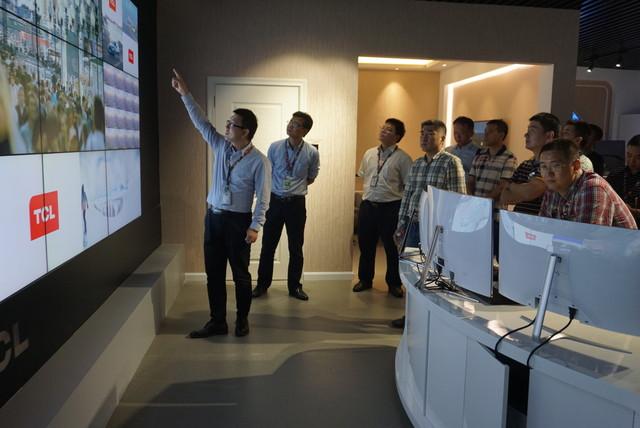 TCL显示器客户座谈会顺利召开!