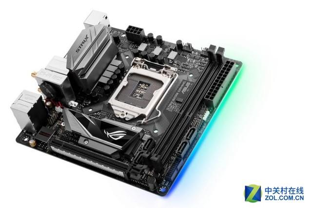 华硕发布STRIX B250I GAMING电竞主板