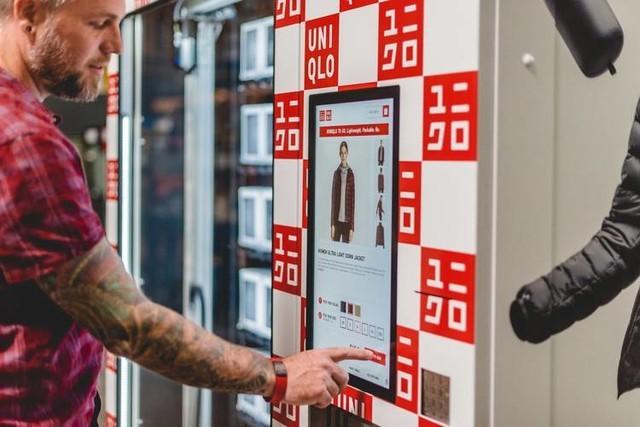 无人零售店之后 优衣库推出了自动售货机