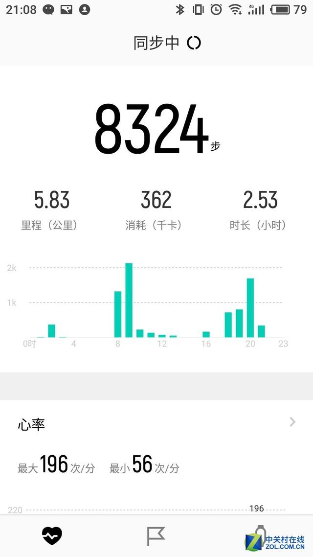 走路能赚钱 腾讯Pacewear S8手环评测