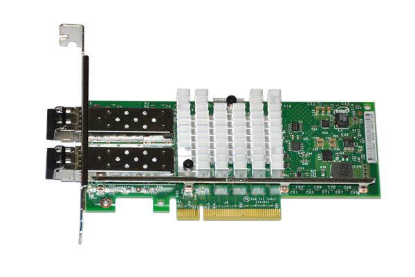 英特尔X520万兆网卡,稳定更实惠