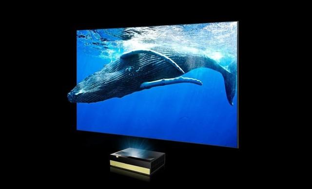 激光电视就是超短焦投影机吗?