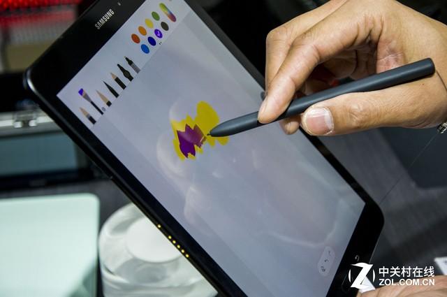 Galaxy Tab S3平板亮相三星中国论坛