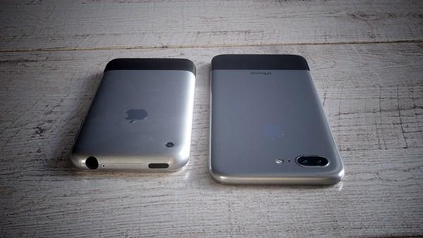 致敬初代iPhone 设计师分享10周年iPhone X