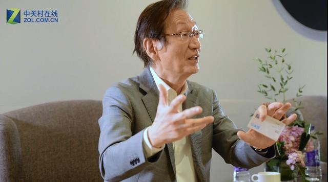 华硕董事长施崇棠专访:改进只为满足用户需求