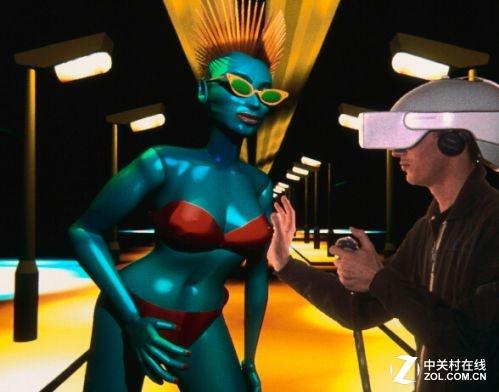 福利!全球最大色情网站让VR成人片免费