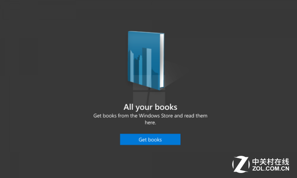 今后你可在Windows Store上购买电子书了