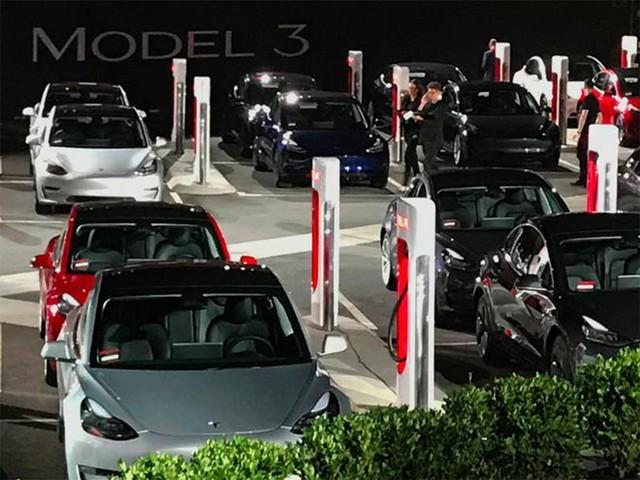 去年竟有六万余人取消特斯拉Model 3订单