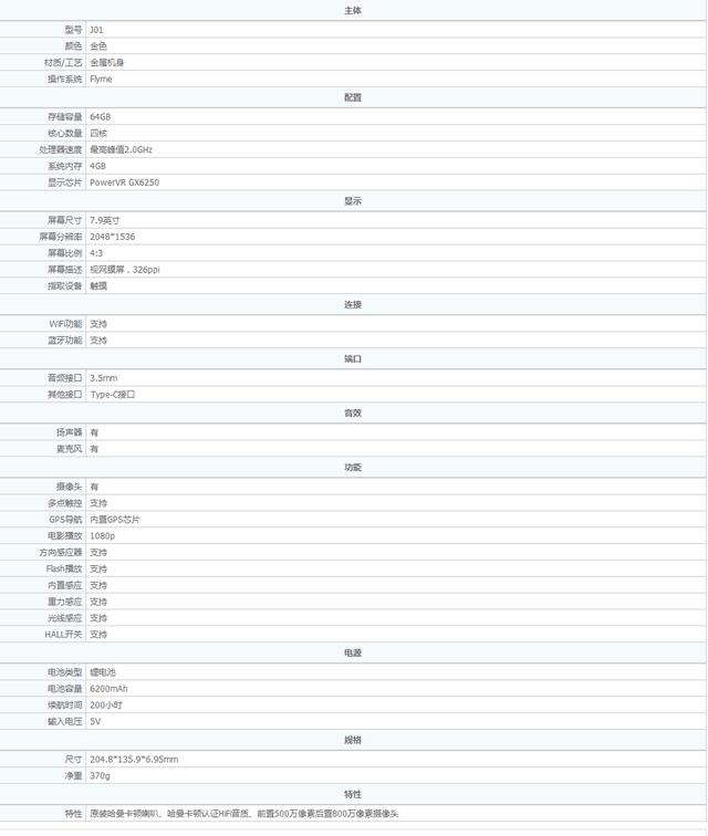搭载魅族FlymeOS 京东JDtabJ01平板评测