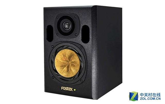 限量100对 Fostex全新有源音箱NF01R