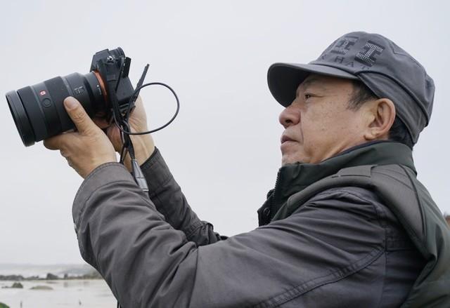 雨中漫步 索尼G大师镜头SEL2470GM邂逅平潭岛
