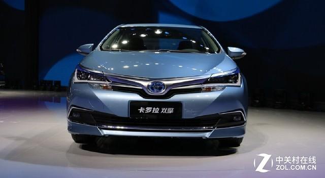预计13万起售 丰田推出混合动力新车