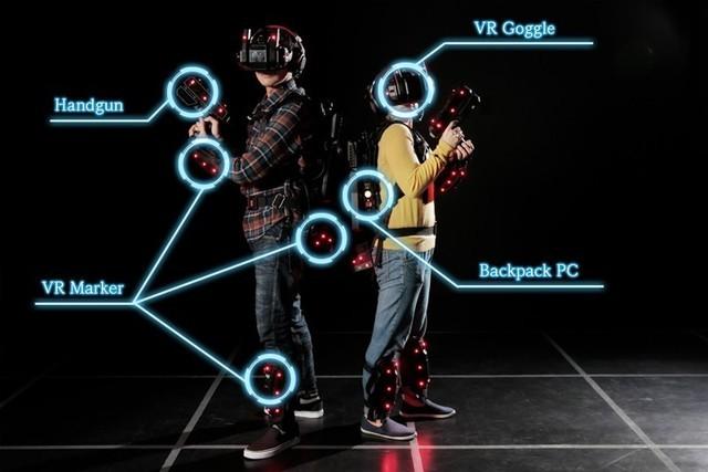 VR版的街机CS 万代将推出虚拟现实新游