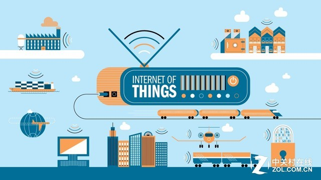 IoT未来注定大火 但首先要保证网络安全