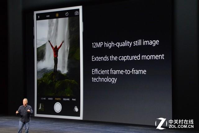 1200万不够用?速评iPhone 6S拍摄性能升级