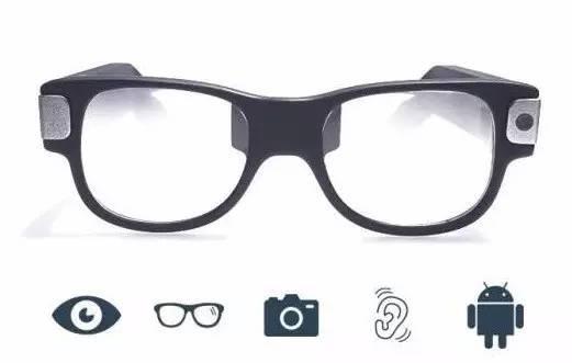 去掉臃肿外形 AR智能眼镜还可以这么玩