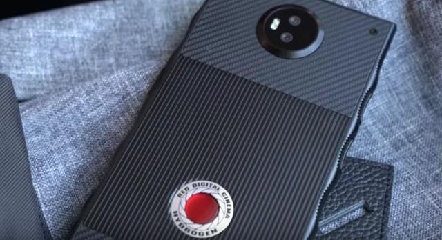 """首次揭秘RED即将上市的""""全息""""智能手机"""