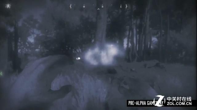 Crytek新作演示 恐怖的猪头人身怪物